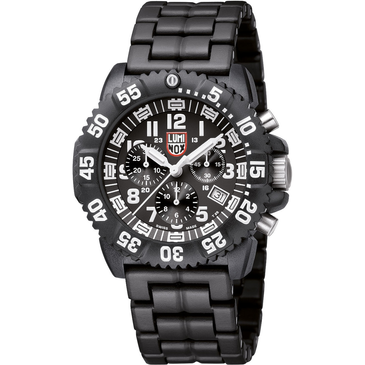 Ceas barbatesc Luminox A.3082 Colormark de mana original