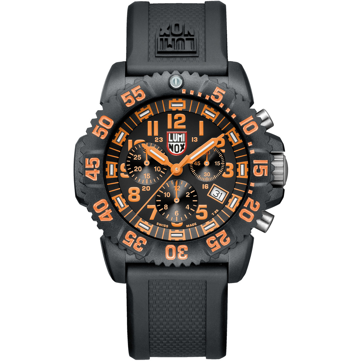 Ceas barbatesc Luminox A.3089 Colormark 3080 de mana original