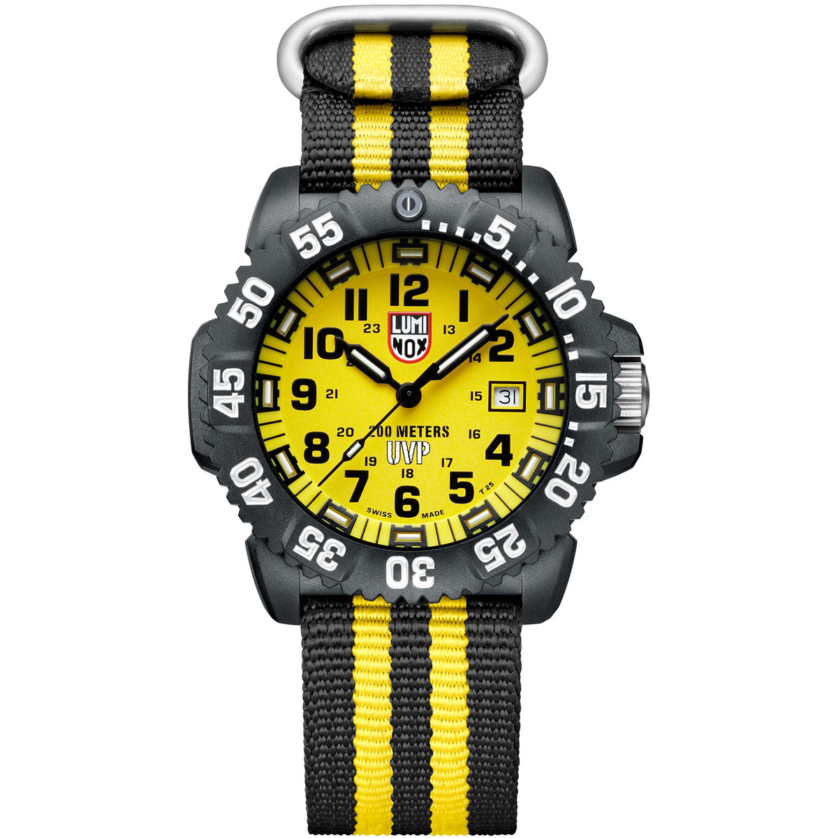 Ceas barbatesc Luminox A.3955.SET Navy Seal Colormark 3050-Scott Cassell de mana original