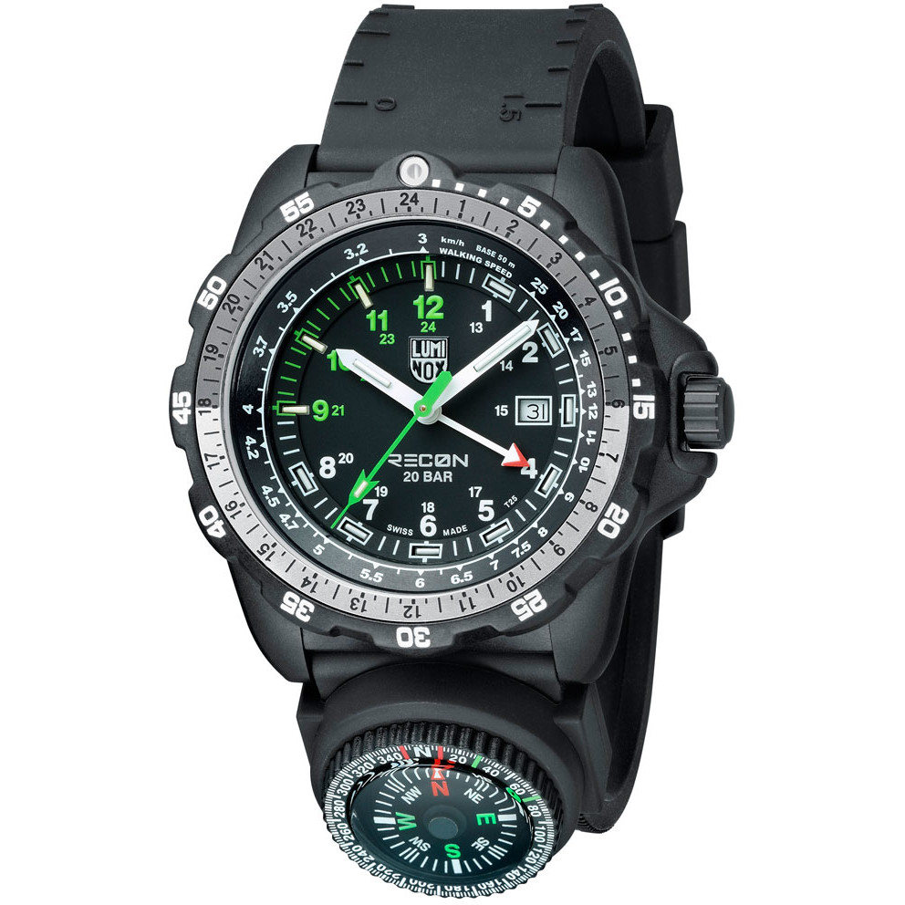 Ceas barbatesc Luminox Racon Point Man original de mana