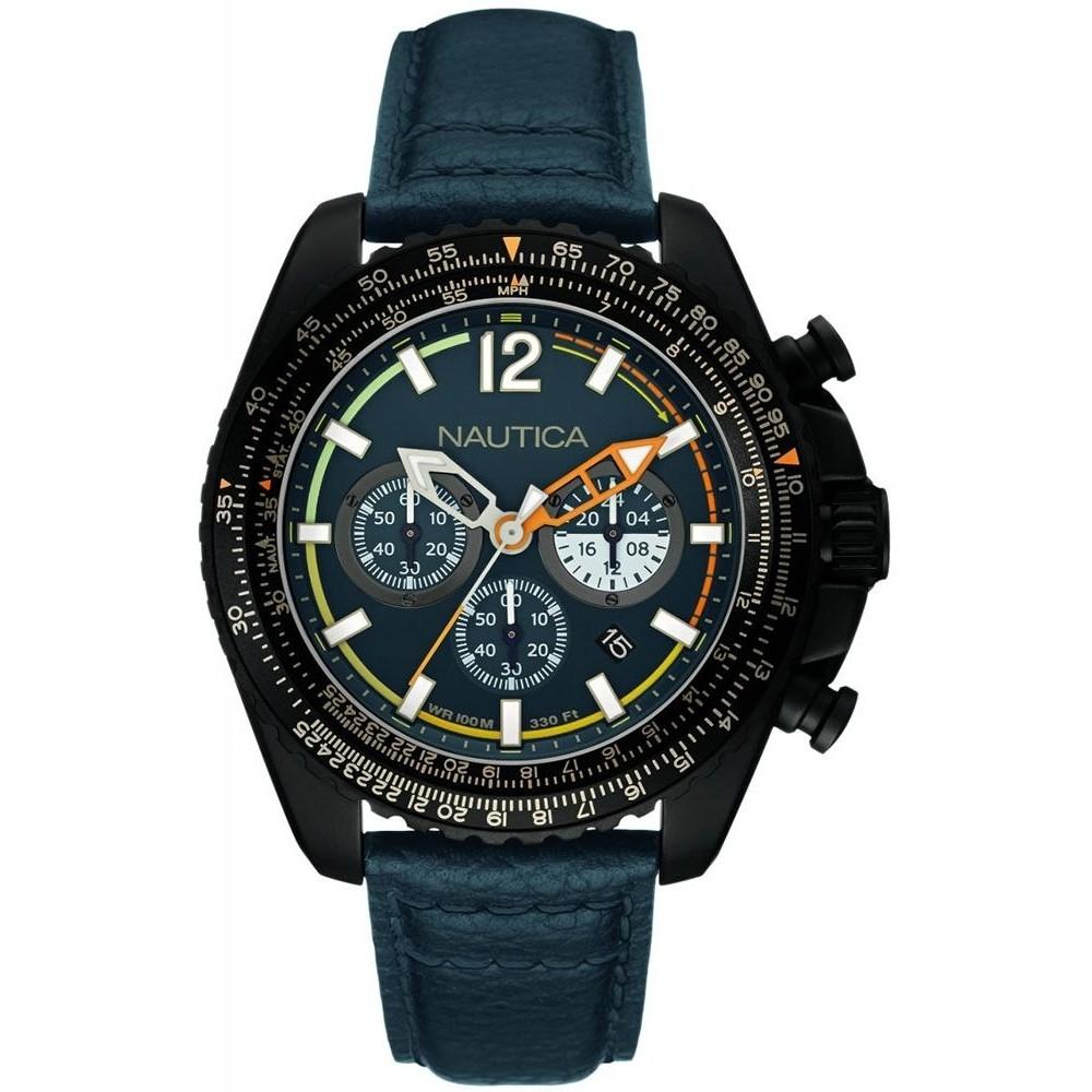 Ceas barbatesc Nautica NMX 1500 NAI22507G original de mana