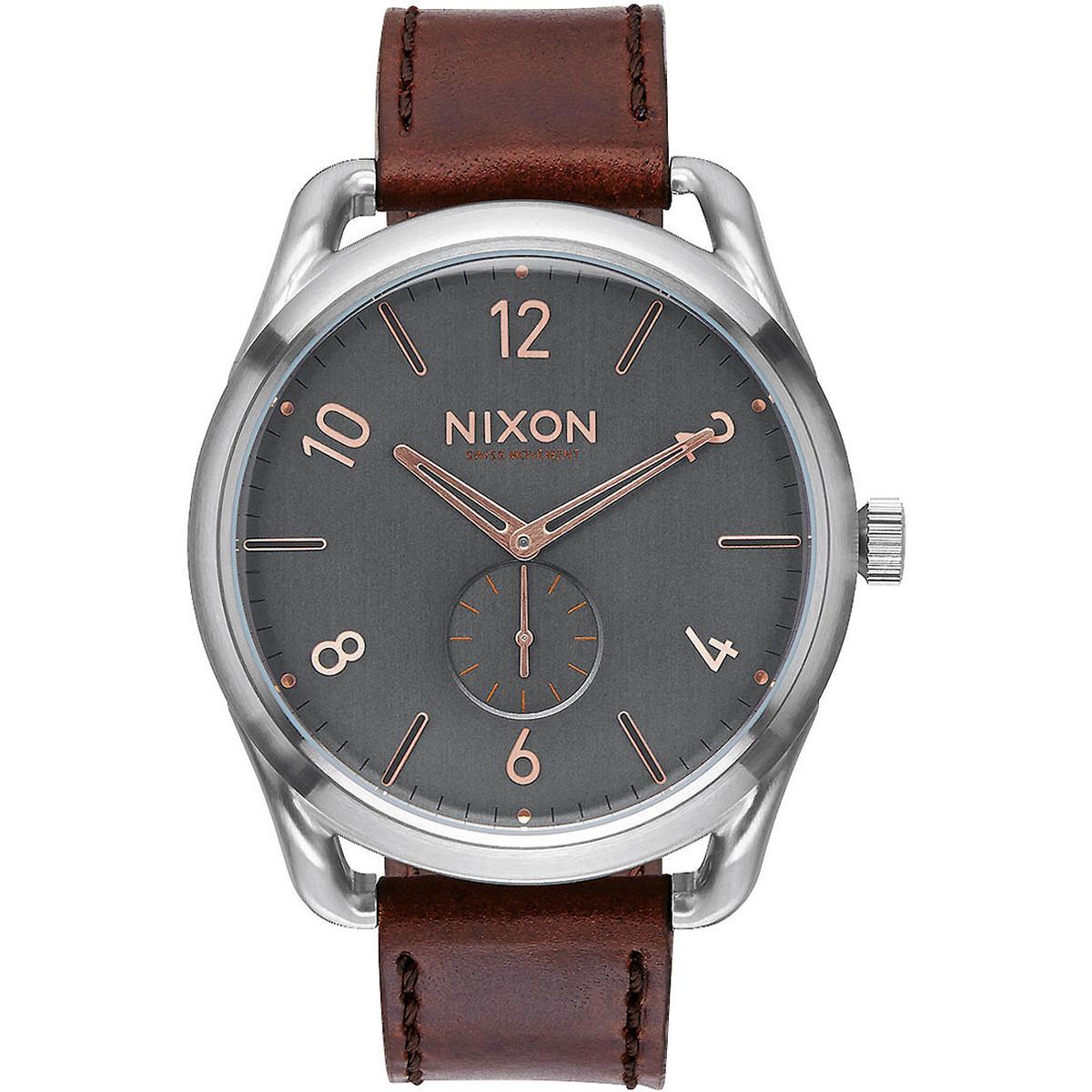 Ceas barbatesc Nixon A465-2064 de mana original
