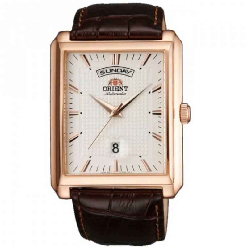 Ceas barbatesc Orient Classic Automatic FEVAF002WH original de mana