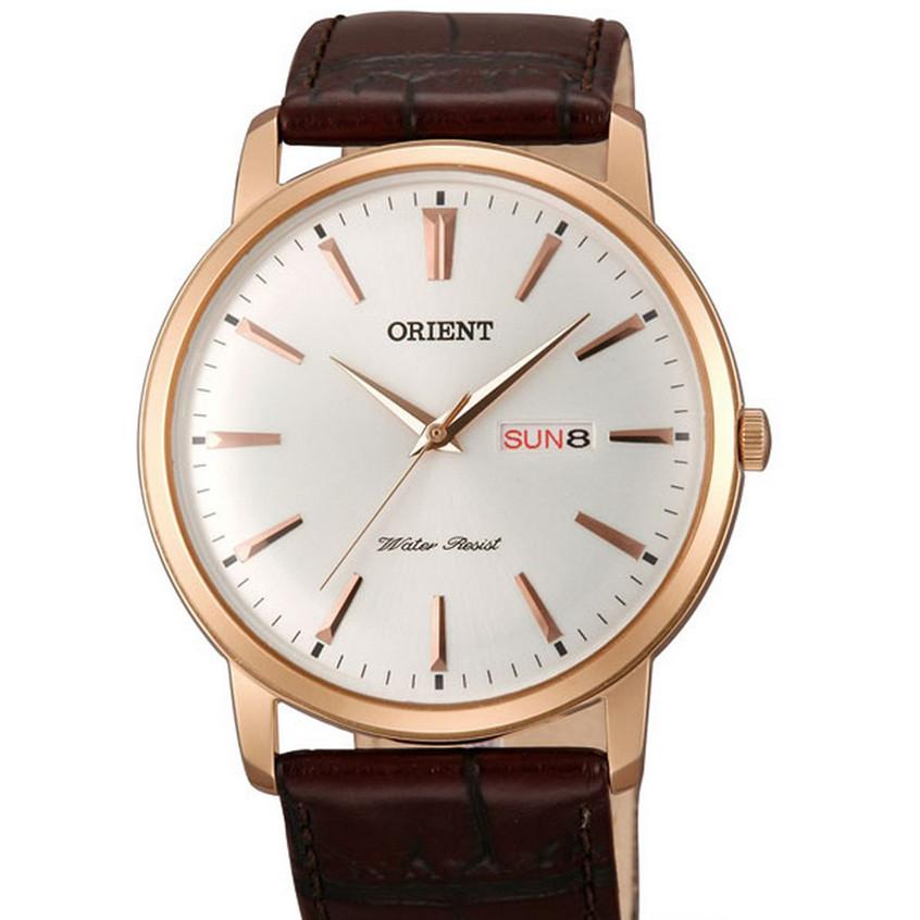 Ceas barbatesc Orient Classic Design FUG1R005W6 de mana original