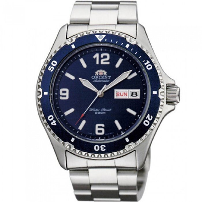 Ceas barbatesc Orient Diving Sports FAA02002D3 de mana original