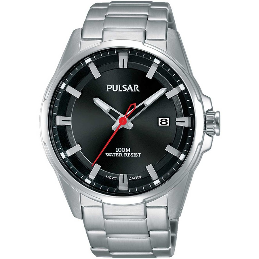 Ceas barbatesc Pulsar PS9509X1 de mana original
