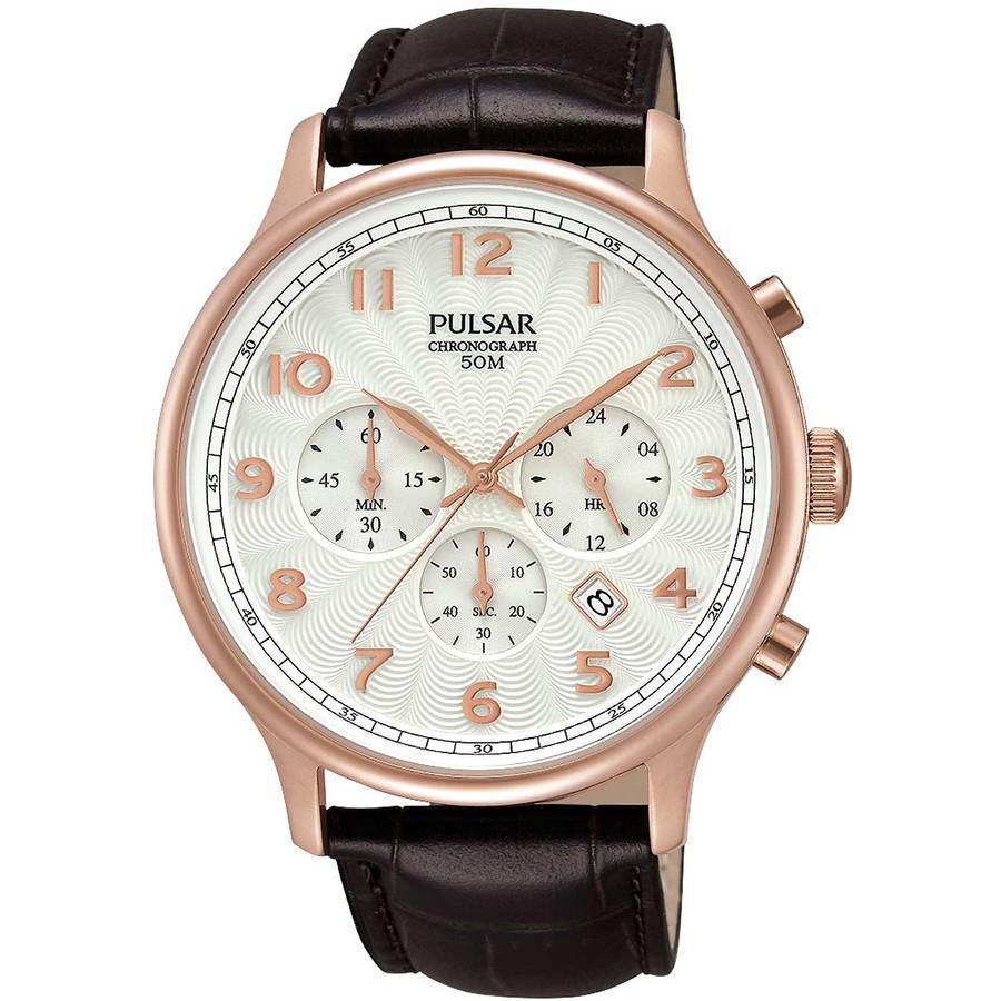 Ceas barbatesc Pulsar PT3644X1 de mana original