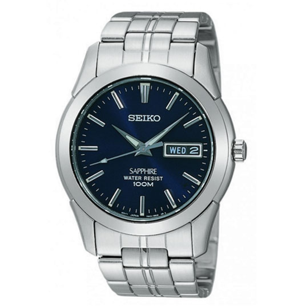 Ceas barbatesc Seiko Classic SGG717P1 de mana original