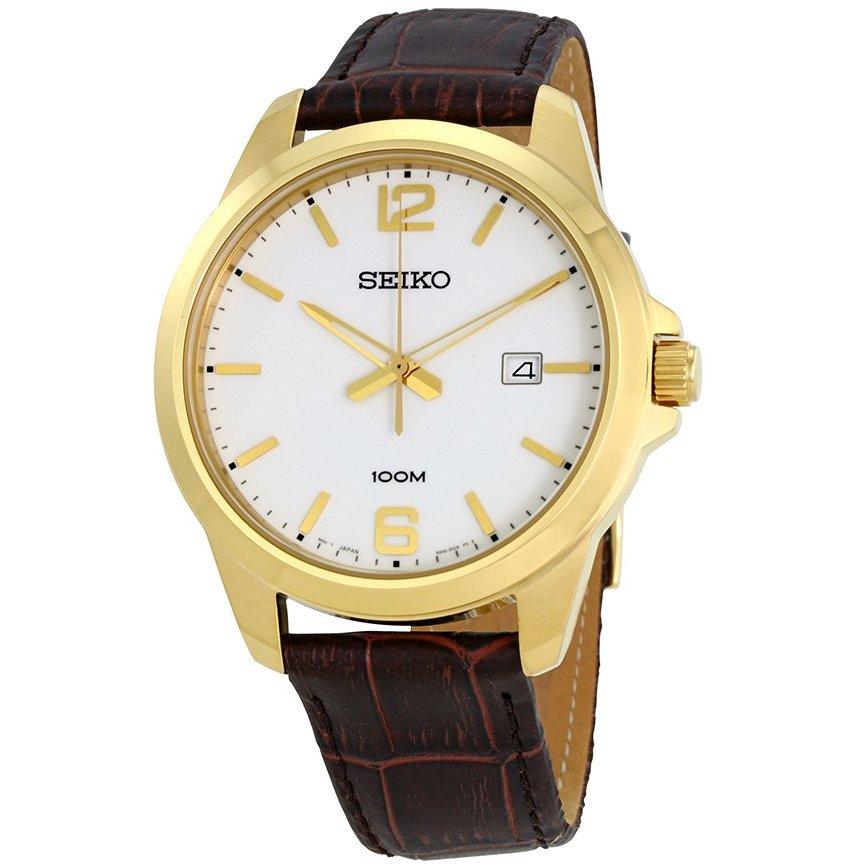 Ceas barbatesc Seiko Classic SUR252P1 de mana original