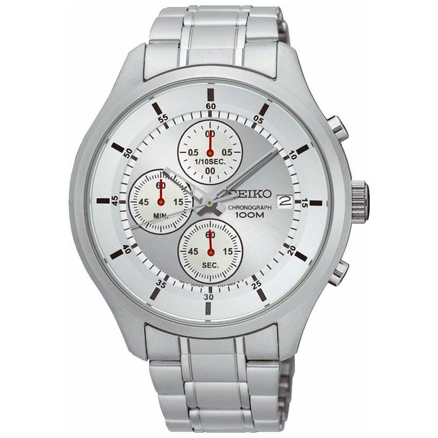 Ceas barbatesc Seiko Cronograph SKS535P1 original de mana