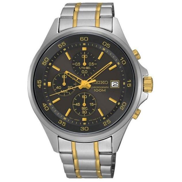 Ceas barbatesc Seiko Sports Cronograf SKS481P1 original de mana