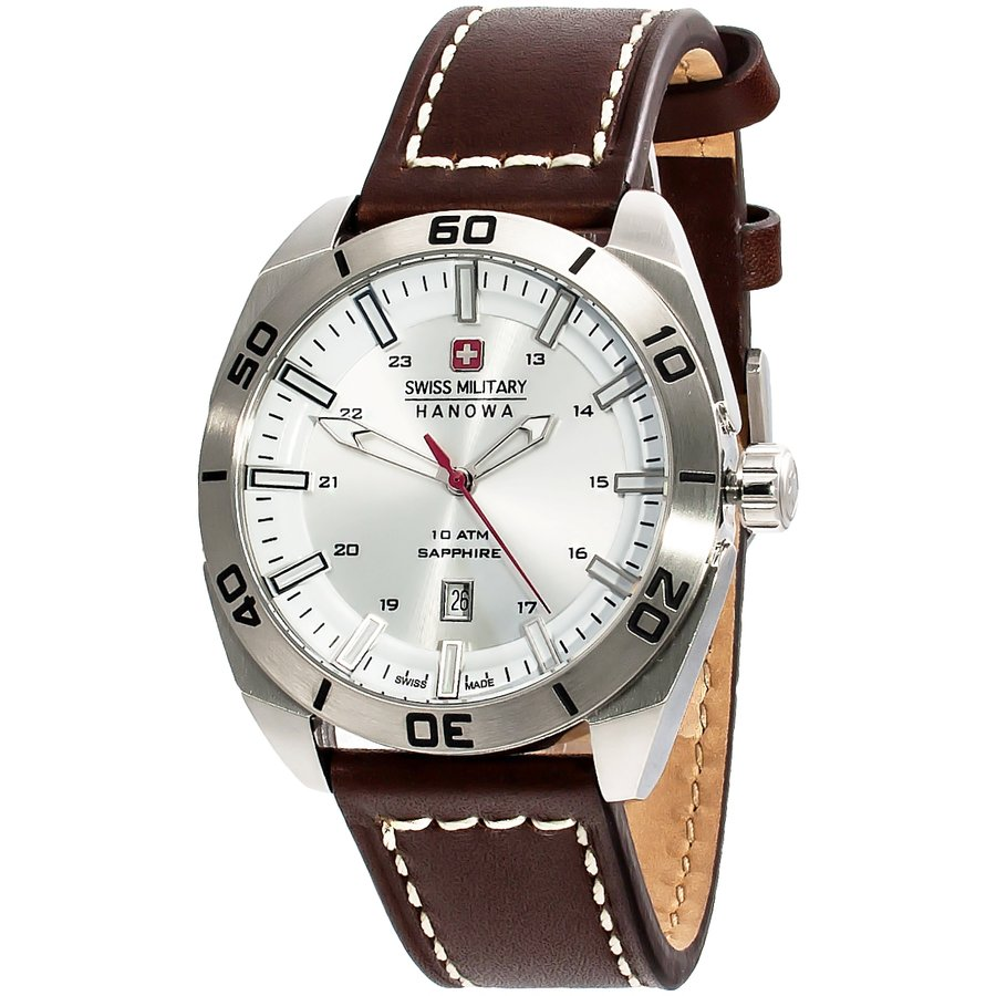 Ceas barbatesc Swiss Military Hanowa Champ 06-4282.04.001 de mana original