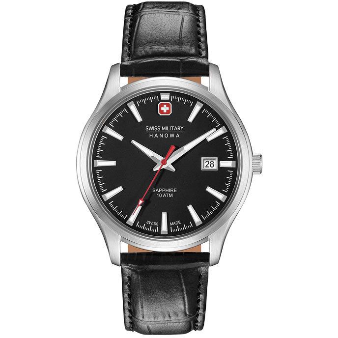 Ceas barbatesc SwissMilitaryHanowa Major 06-4303.04.007 de mana original