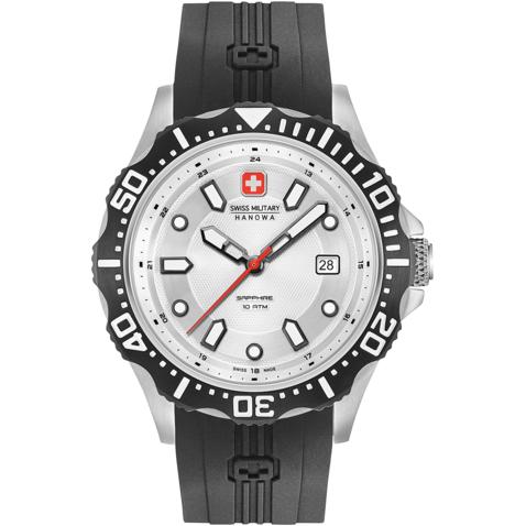 Ceas barbatesc SwissMilitaryHanowa Patrol 06-4306.04.001 de mana original