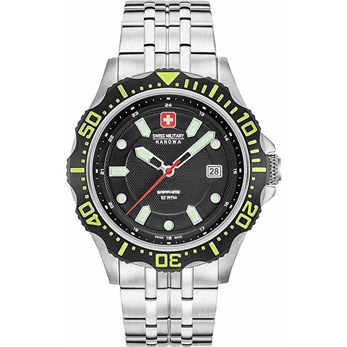 Ceas barbatesc SwissMilitaryHanowa Patrol 06-5306.04.007.06 de mana original