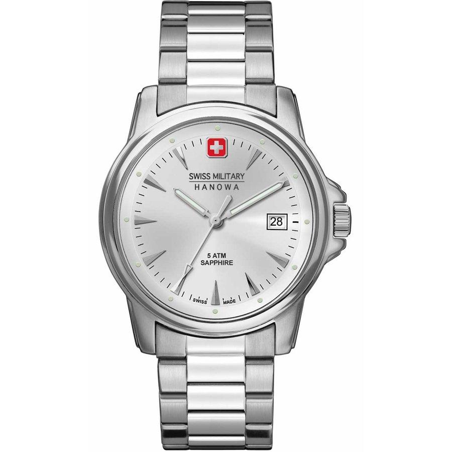 Ceas barbatesc SwissMilitaryHanowa Recruit 06-5230.04.001 original de mana