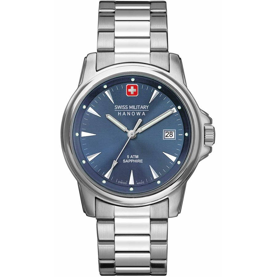 Ceas barbatesc SwissMilitaryHanowa Recruit 06-5230.04.003 de mana original