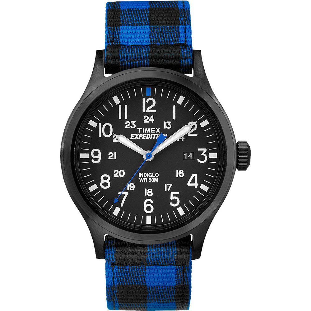 Ceas barbatesc Timex Expedition TW4B02100 original de mana