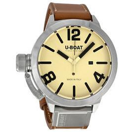 Ceas barbatesc U-Boat Classico 7121 de mana original