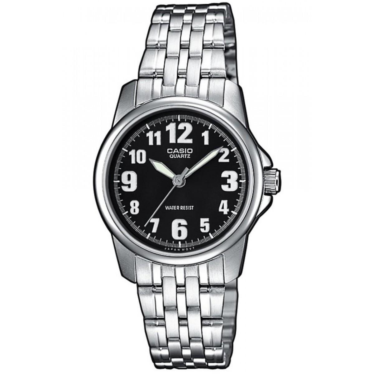 Ceas dama Casio Clasic LTP-1260PD-1B original de mana