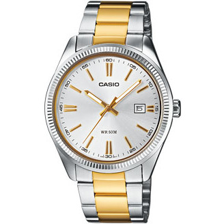 Ceas dama Casio Clasic LTP-1302PSG-7AVEF original de mana