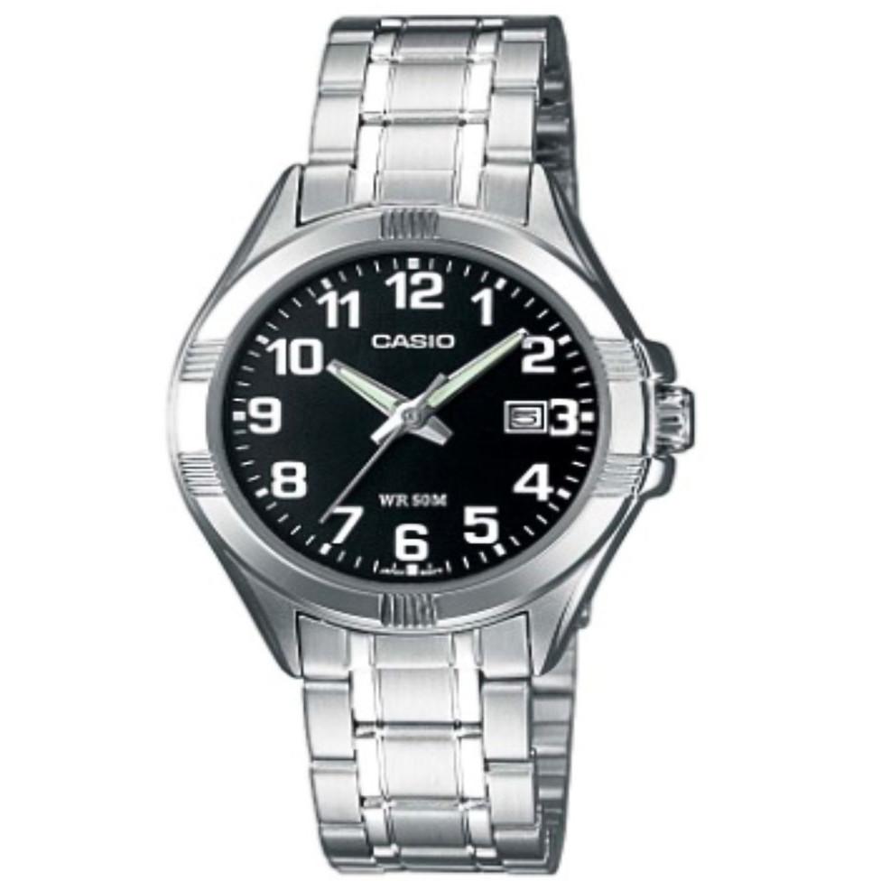 Ceas dama Casio Clasic LTP-1308D-1BVEF original de mana