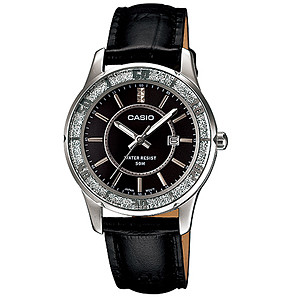 Ceas dama Casio Fashion LTP-1358L-1AVEF original de mana