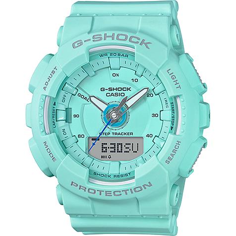 Ceas dama Casio G-Shock GMA-S130-2AER original de mana