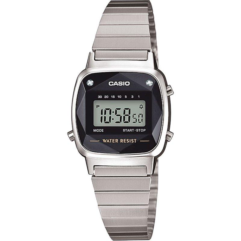 Ceas dama Casio LA670WEAD-1EF original de mana