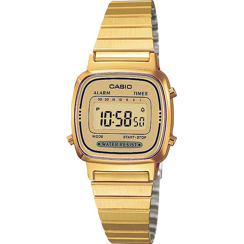 Ceas dama Casio LA670WEGA-9EF original de mana