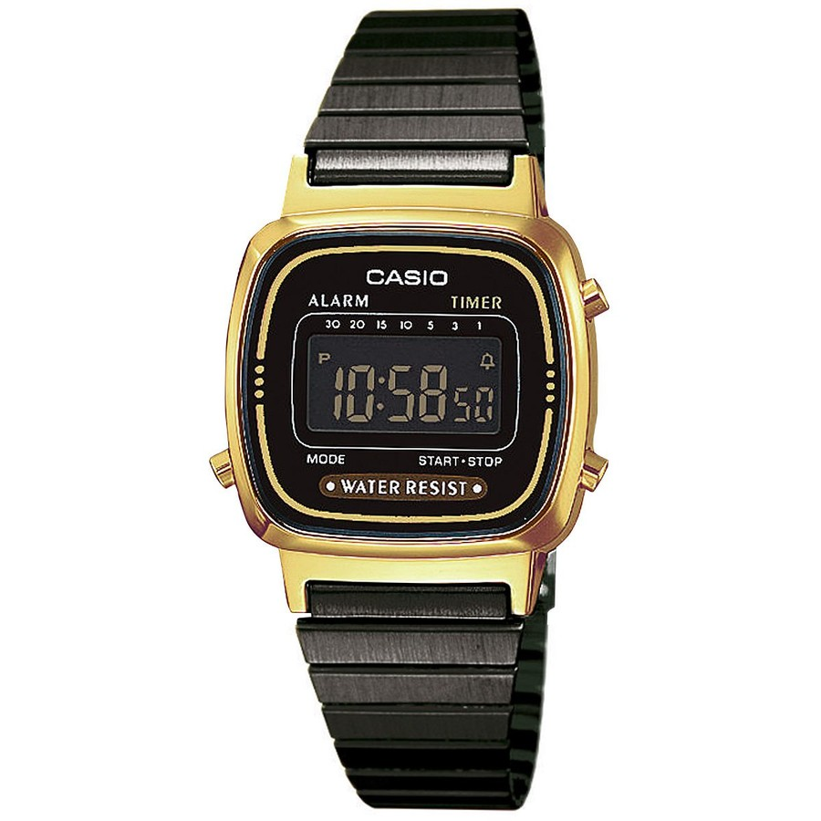 Ceas dama Casio LA670WEGB-1BEF original de mana