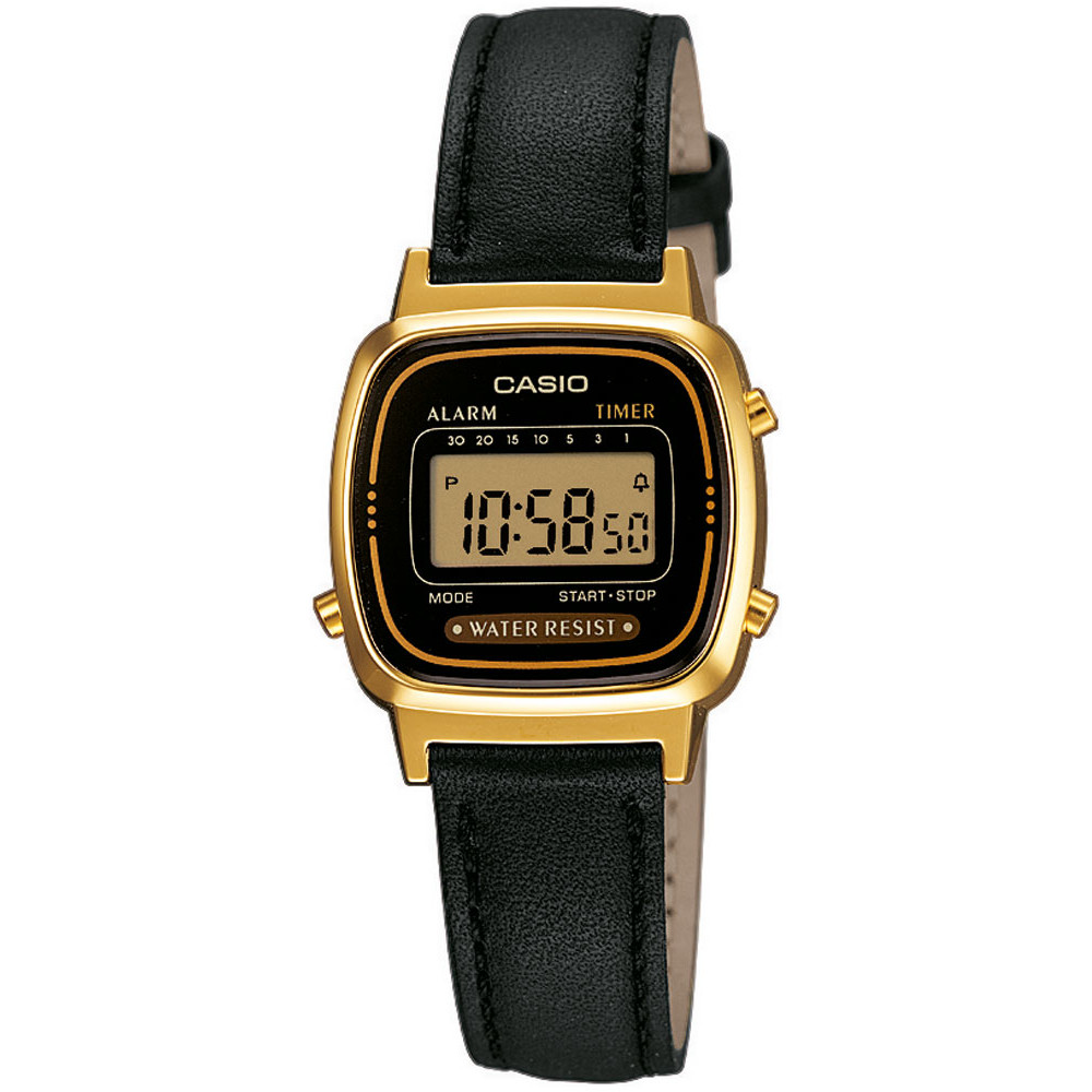 Ceas dama Casio LA670WEGL-1EF original de mana