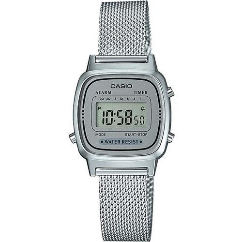 Ceas dama Casio LA670WEM-7EF original de mana