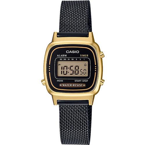 Ceas dama Casio LA670WEMB-1EF original de mana