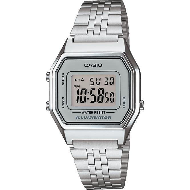 Ceas dama Casio LA680WEA-7EF original de mana
