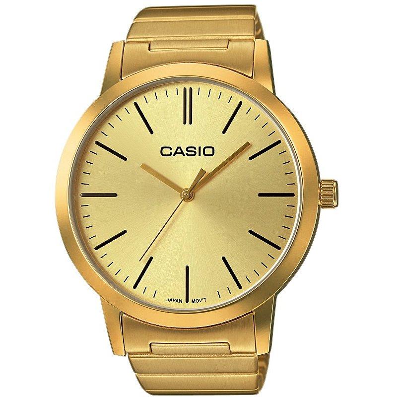 Ceas dama Casio LTP-E118G-9A original de mana