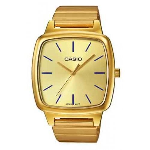Ceas dama Casio Retro Classic LTP-E117G-9AEF original de mana