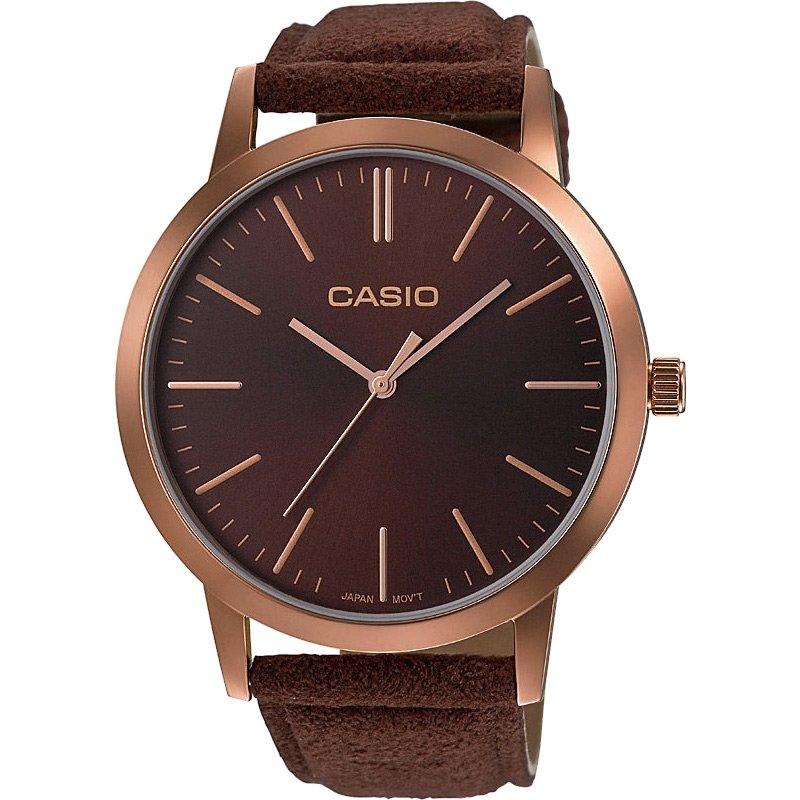 Ceas dama Casio Retro LTP-E118RL-5AEF original de mana
