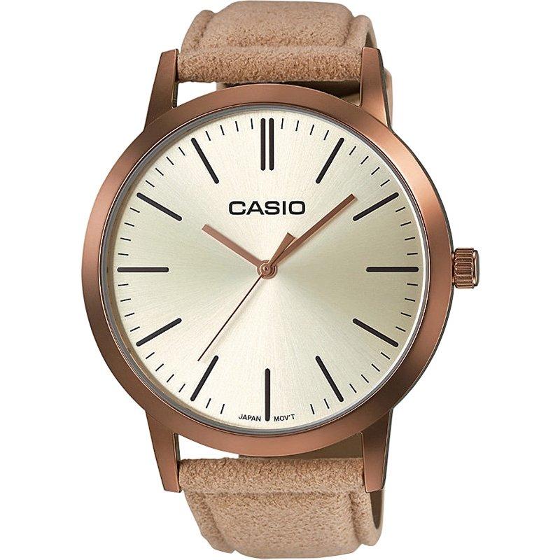 Ceas dama Casio Retro LTP-E118RL-9AEF original de mana