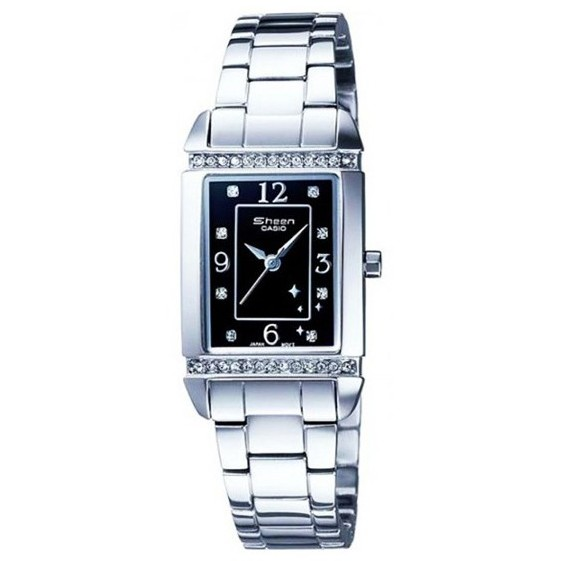 Ceas dama Casio Sheen SHN-4016D-1ADS original de mana