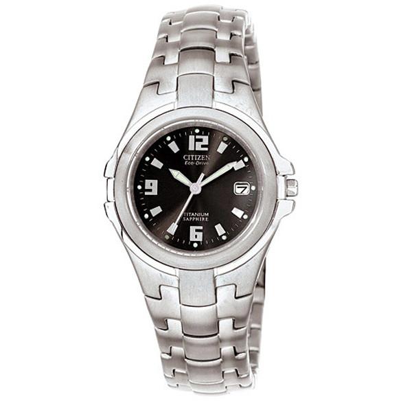 Ceas dama Citizen Super Titanium EW0650-51F original de mana