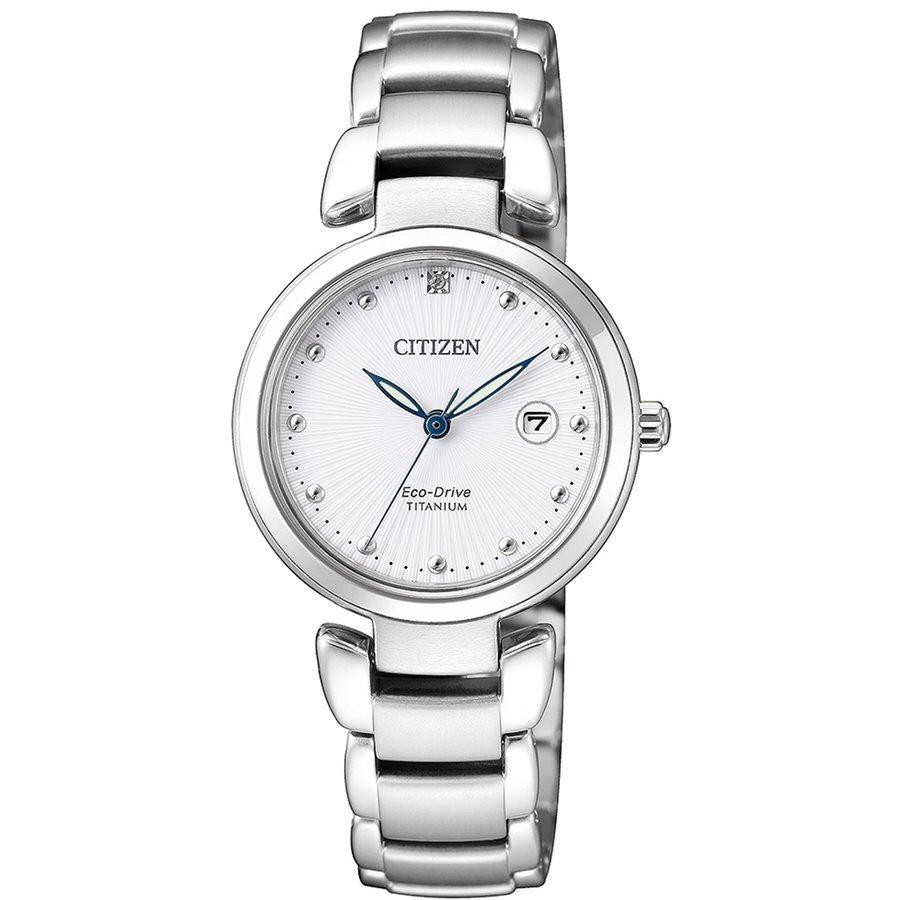 Ceas dama Citizen Titanium EW2500-88A original de mana