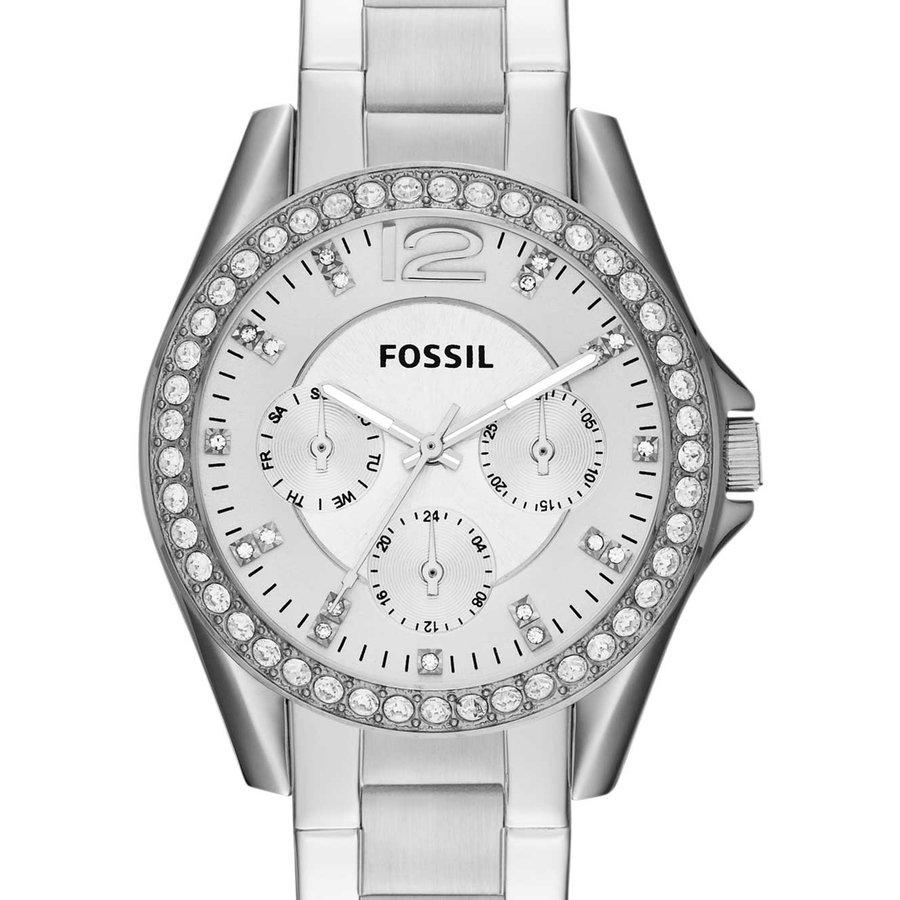 Ceas dama Fossil Riley ES3202 original de mana