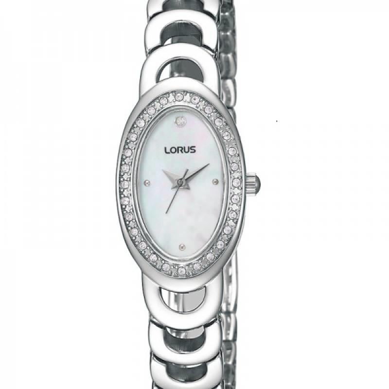 Ceas dama Lorus by Seiko Fashion RC359AX-9 original de mana