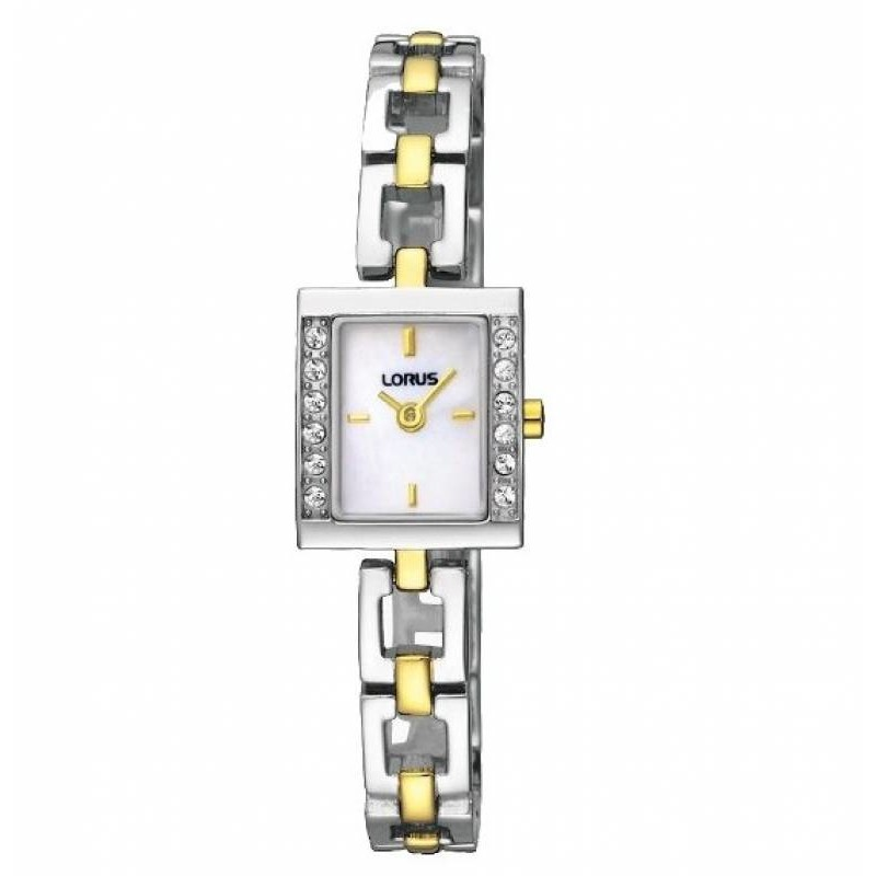 Ceas dama Lorus by Seiko Fashion REG02FX-9 original de mana