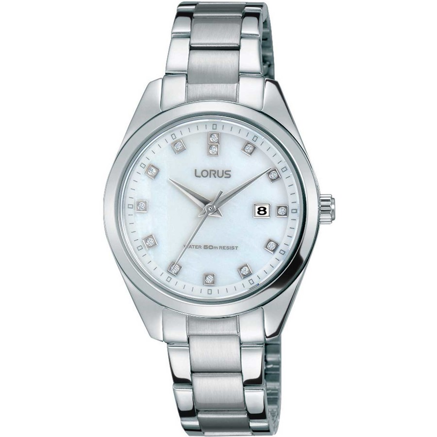 Ceas dama Lorus by Seiko Fashion RJ241BX9 original de mana