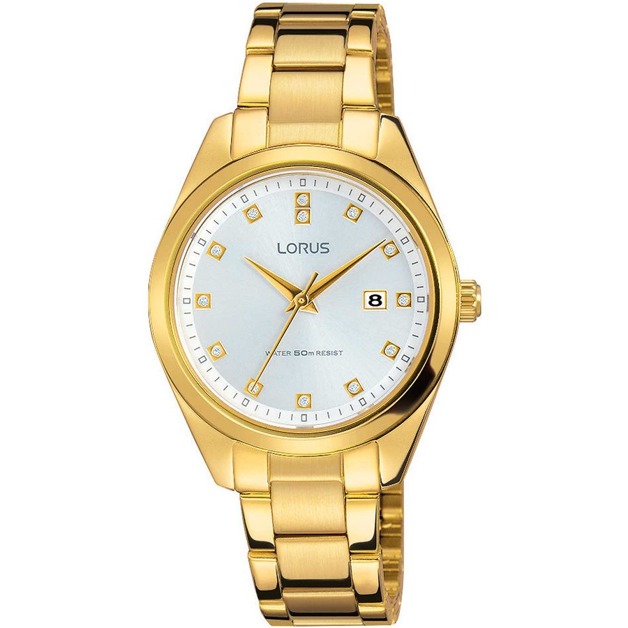 Ceas dama Lorus by Seiko Fashion RJ242BX9 original de mana