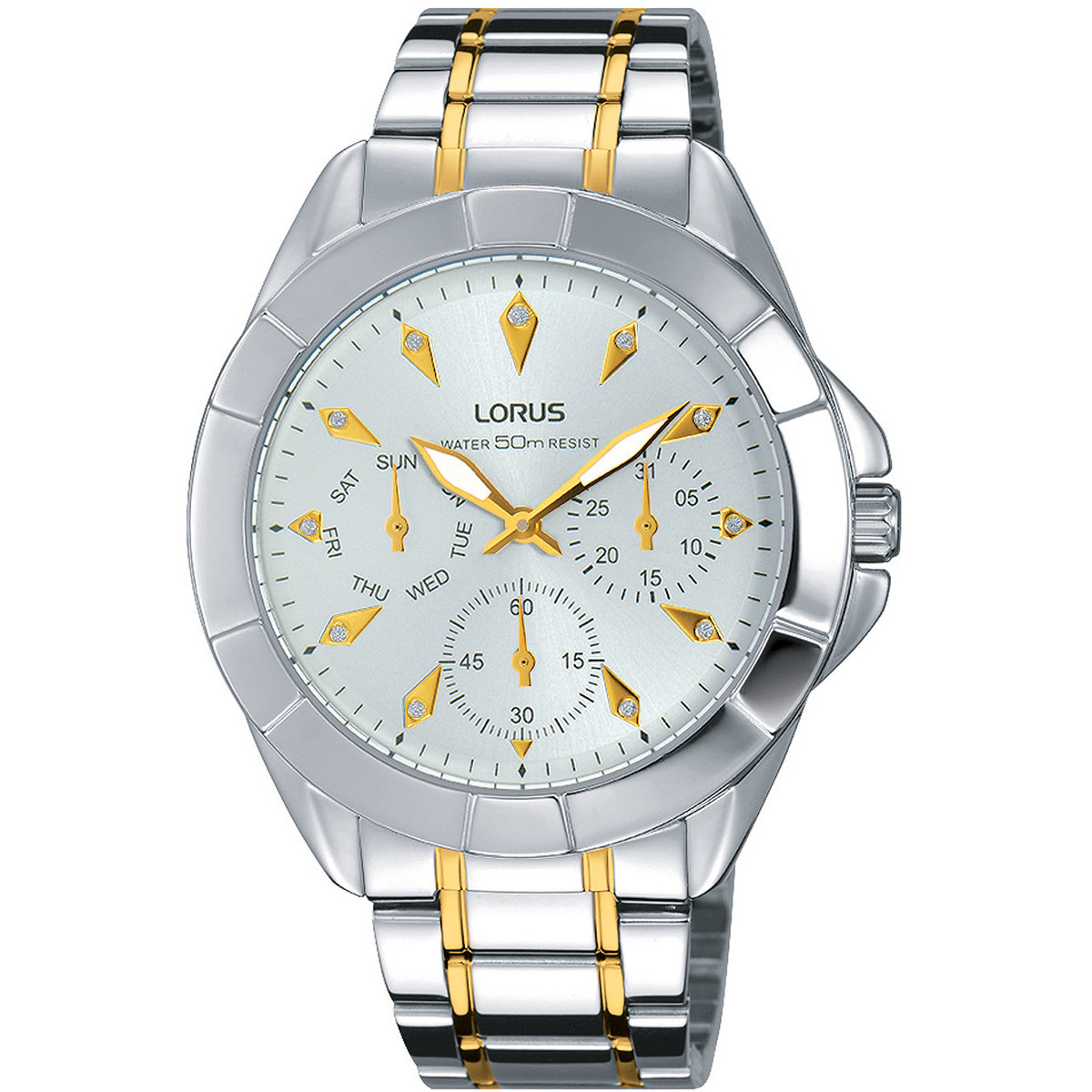 Ceas dama Lorus by Seiko Fashion RP633CX9 original de mana