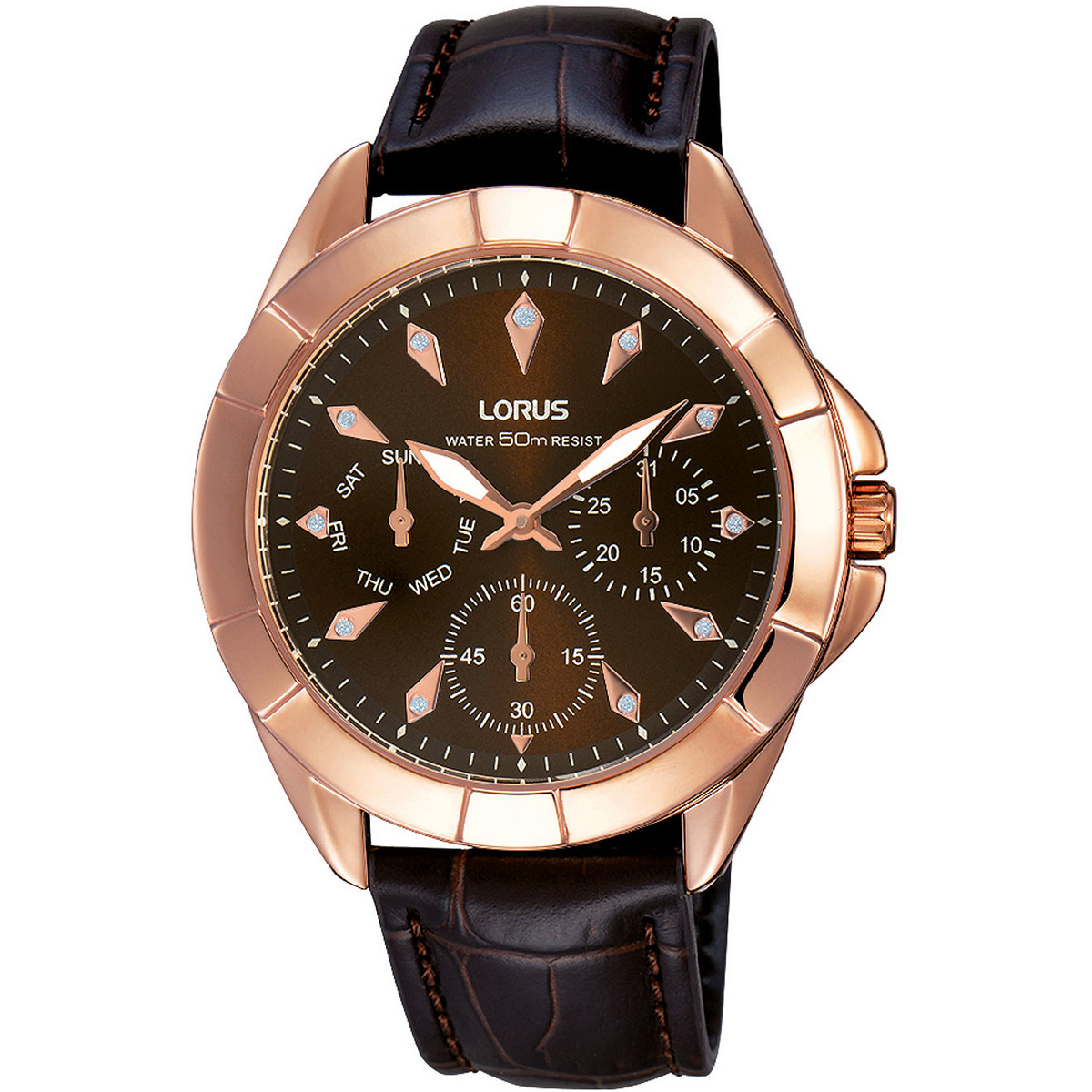 Ceas dama Lorus by Seiko Fashion RP636CX9 original de mana
