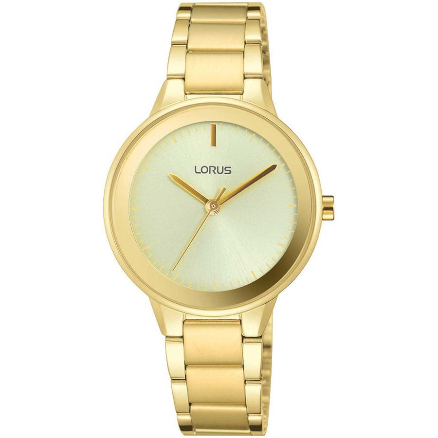 Ceas dama Lorus by Seiko Fashion RRS72VX9 original de mana